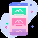 Image du design d'une application